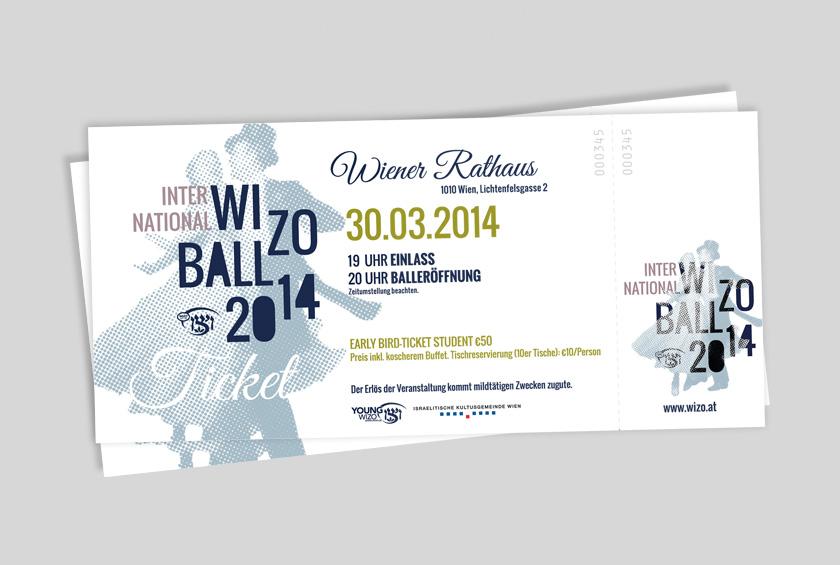 International Wizo Ball Denise Feiger
